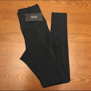 NWT Girlfriend Collective High Rise Leggings